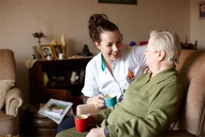 Mogelijk meer bezoek in verpleeghuizen
