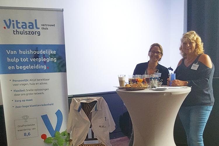 Vitaal Thuiszorg present op gezondheidsfestival Hilversum