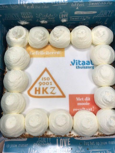 Glansrijke HKZ certificering