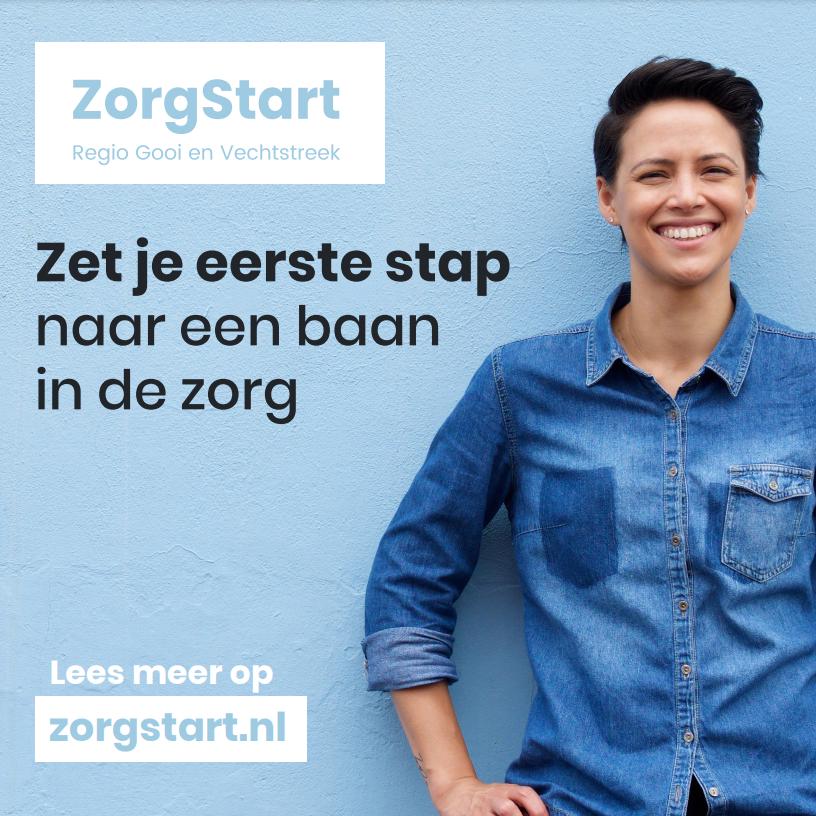 Vitaal thuiszorg werkt samen met ZorgStart